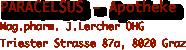 Paracelsus Apotheke 2